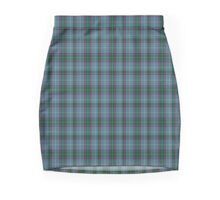 00179 Laxey Manx Blue (District) Mini Skirt