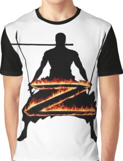 Z for Zoro Graphic T-Shirt