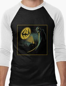 Dragonborn Men's Baseball ¾ T-Shirt