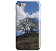 The Party Tree, Ilkley Moor iPhone Case/Skin