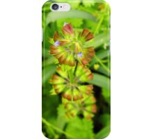 Three Tiered Cancerweed iPhone Case/Skin