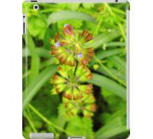 Three Tiered Cancerweed iPad Case/Skin