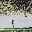 The Apple Picker by Juliane Porter