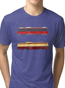 Streetcars Tri-blend T-Shirt