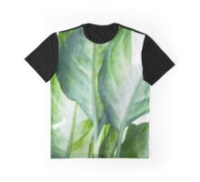 tropic abstract  Graphic T-Shirt