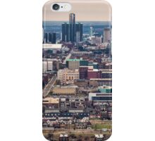 Approaching Detroit iPhone Case/Skin