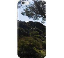 Spring Sunshine over the Trees and Moors, Ilkley iPhone Case/Skin