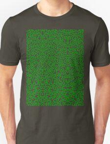 WALL KEITH - GREEN T-Shirt