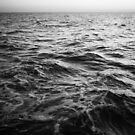 in the middle of the sea by Victor Bezrukov