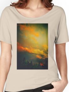 Bend Oregon: sunset Women's Relaxed Fit T-Shirt
