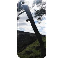 Green on the Moors, Ilkley iPhone Case/Skin