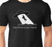 The truth is out there - Unicorn  Unisex T-Shirt