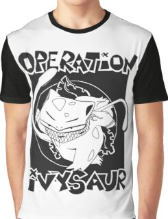 Operation Ivysaur Graphic T-Shirt