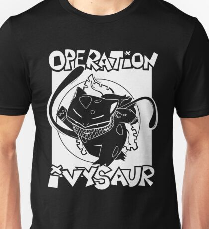 Operation Ivysaur Unisex T-Shirt