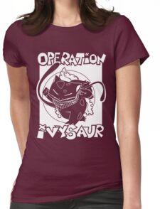 Operation Ivysaur Womens Fitted T-Shirt