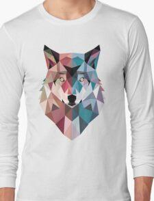 GeoWolf Long Sleeve T-Shirt
