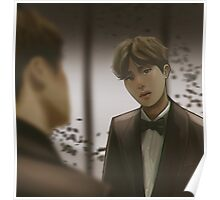 """BTS JIN """"ON STAGE"""" Poster"""