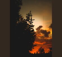 Sunset in Washington state Unisex T-Shirt