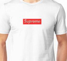 Supreme City Logo Unisex T-Shirt