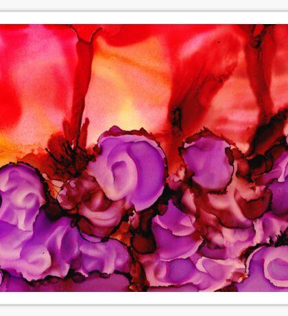 Desert Rose Sticker