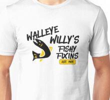 Walleye Willy's Unisex T-Shirt