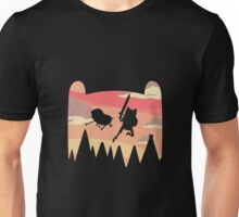 Adventure Time water colour Unisex T-Shirt