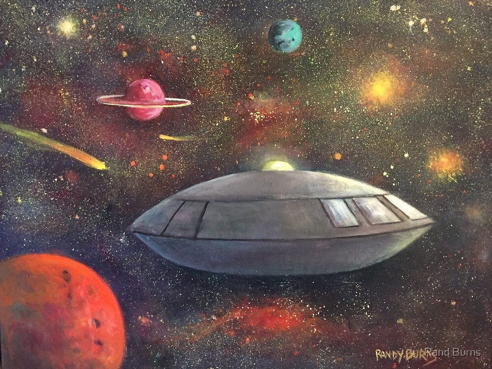 Lost in Space by Randy Burns aka Wiles Henly