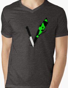 Achievement Hunter Mens V-Neck T-Shirt