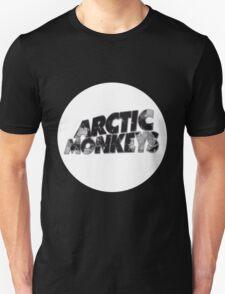 Arctic monkeys logo 3 Unisex T-Shirt