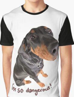 dangerous dog Graphic T-Shirt