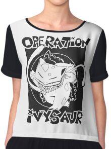 Operation Ivysaur Chiffon Top