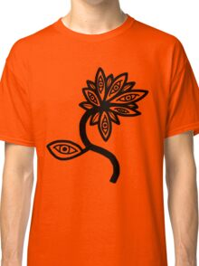 Seeing Flower Classic T-Shirt