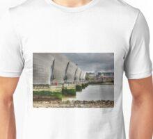 Thames Barrier HDR Unisex T-Shirt