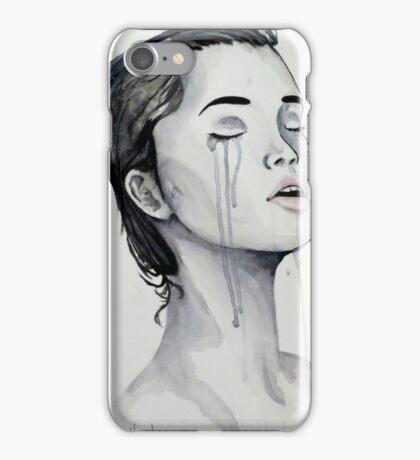 melancholy iPhone Case/Skin