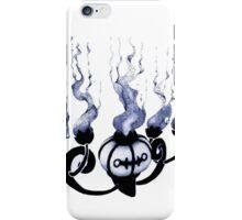 Chandelure stipple iPhone Case/Skin