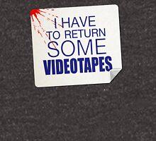Patrick Bateman Rental Sticker Unisex T-Shirt