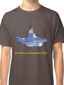 timey wimey sub (update) Classic T-Shirt