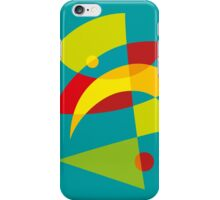 Abstract 10 iPhone Case/Skin