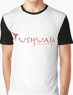 Ushuaia Ibiza Graphic T-Shirt