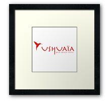 Ushuaia Ibiza Framed Print