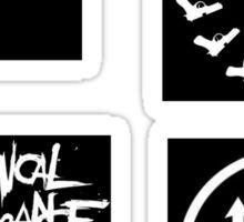 My Chemical Romance Sticker Pack Sticker