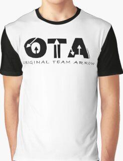 Original Team Arrow - Oliver, Felicity, Diggle Graphic T-Shirt