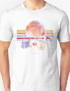 Spaceship Earth and Monorail Vintage T-Shirt T-Shirt