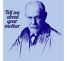 Tell me about your Mother Photographic Print