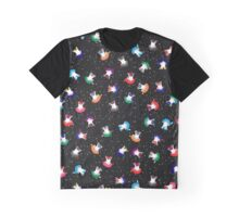 Sailor Scouts Uniforms in Space! Graphic T-Shirt