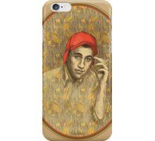 J D Salinger iPhone Case/Skin