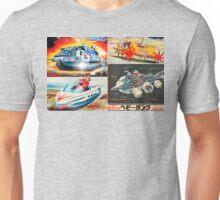 Retro Japanese Future Unisex T-Shirt