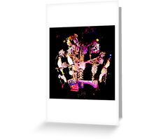 All the Birds Sing Words Greeting Card