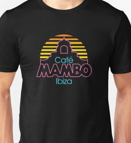 Café Mambo Ibiza Unisex T-Shirt