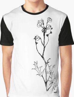 Monkshood Graphic T-Shirt